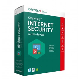 Kaspersky Internet Security 2018 - 5 Máy