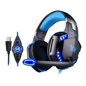 Tai nghe Gaming ROSI X3 (Chuẩn âm thanh 7.1 - Led)