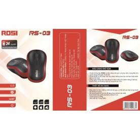 Chuột không dây ROSI RS-03