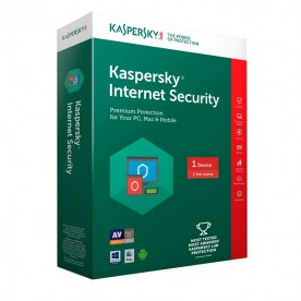 Kaspersky Internet Security 2018 - 1 Máy