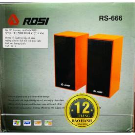 Loa 2.0 ROSI 666